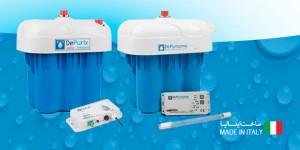 Aq products - depurix and depurissimo